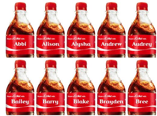 share_a_coke_stampa_esempi_rouge_comunicazione